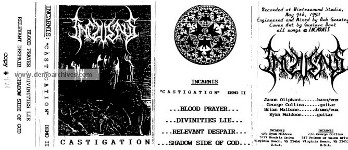 Incarnis Live Demo